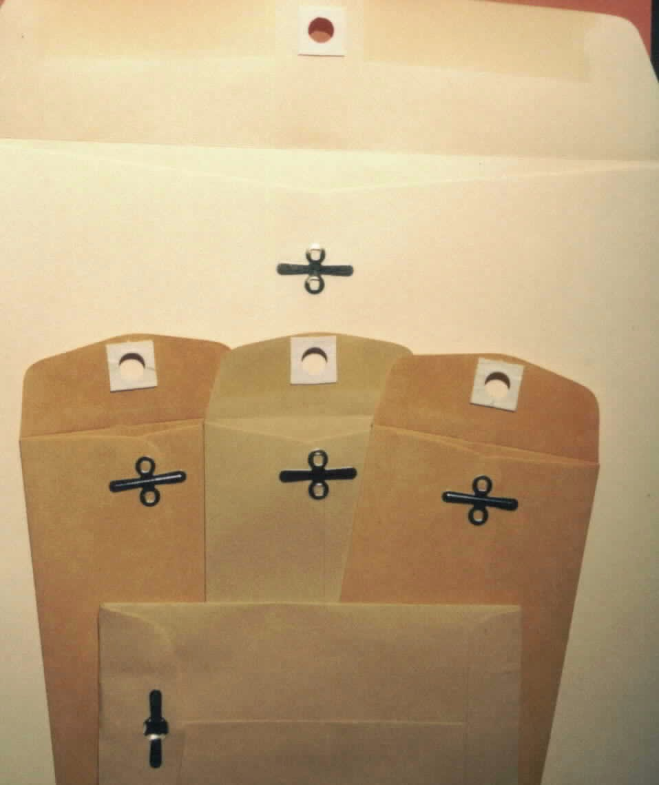 Envelope Clasp Application